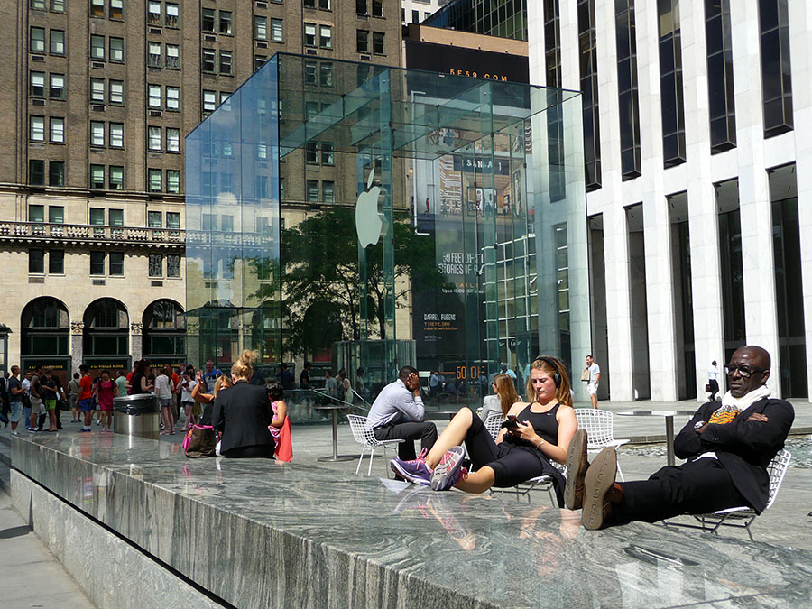 один день украинского туриста на Манхэттене, Нью-Йорк, фото 41