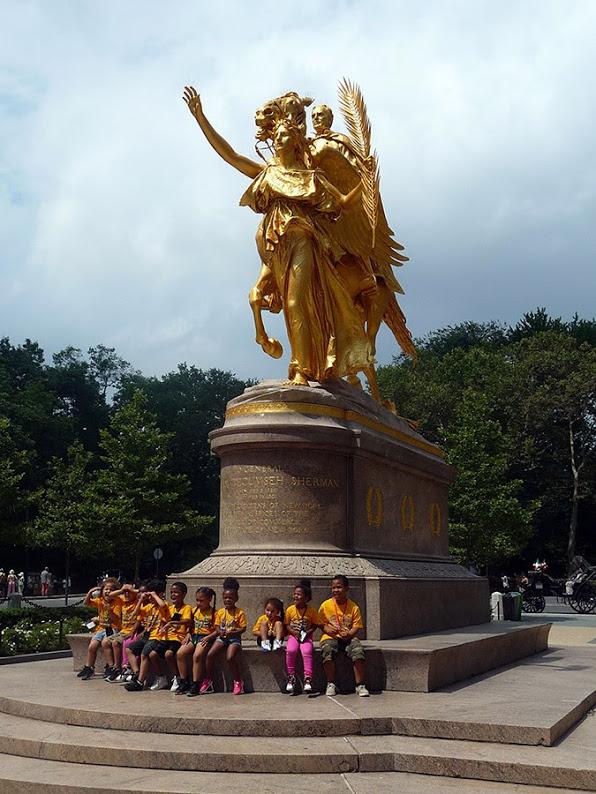 один день украинского туриста на Манхэттене, Нью-Йорк, фото 47
