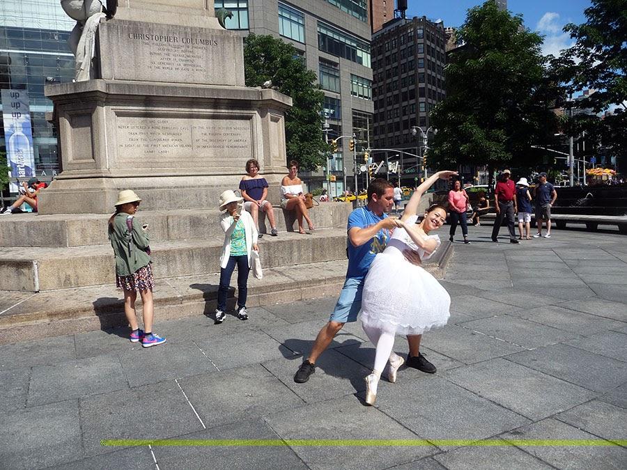 один день украинского туриста на Манхэттене, Нью-Йорк, фото 57