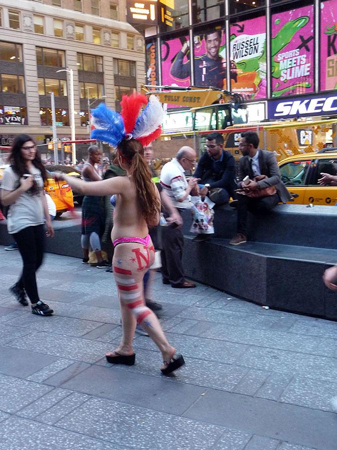один день украинского туриста на Манхэттене, Нью-Йорк, фото 67