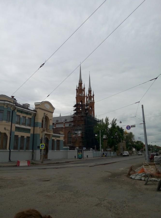 Один мой день в центре Поволжья, Самара, фото 24