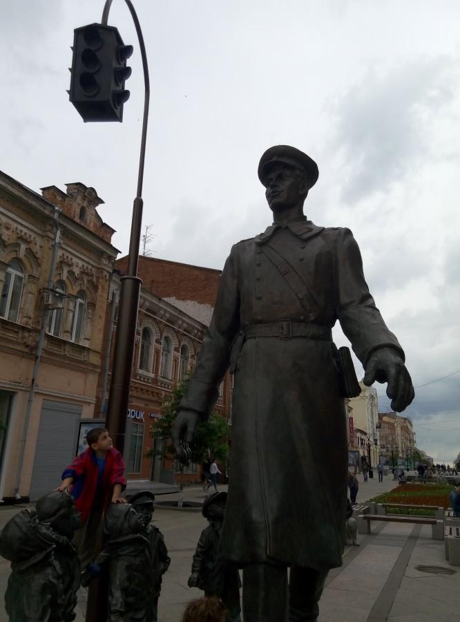 Один мой день в центре Поволжья, Самара, фото 26