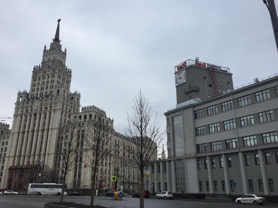 один мой послепраздничный день в городе Москва, фото 2