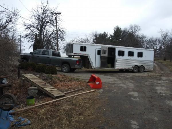 один мой рабочий день и подготовка к выездным соревнованиям по конному спорту, фото 26