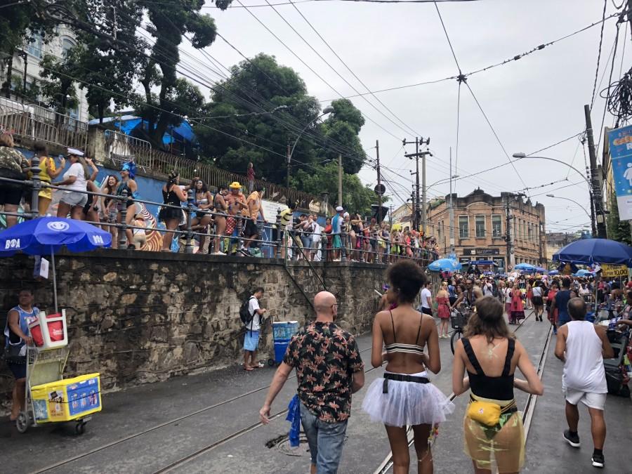 один мой день на карнавале в Рио-де-Жанейро, фото 11
