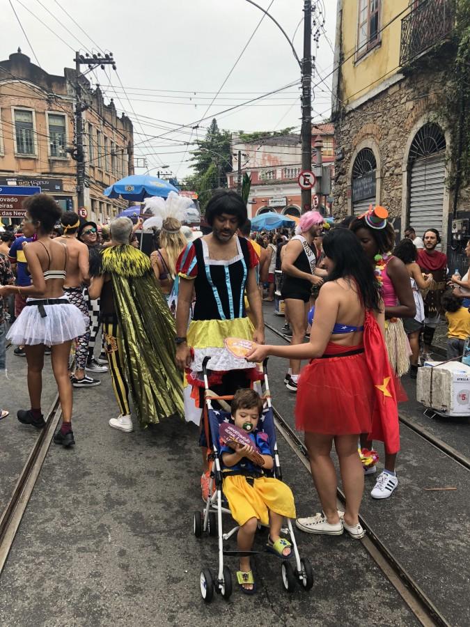 один мой день на карнавале в Рио-де-Жанейро, фото 12
