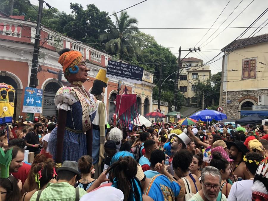 один мой день на карнавале в Рио-де-Жанейро, фото 13