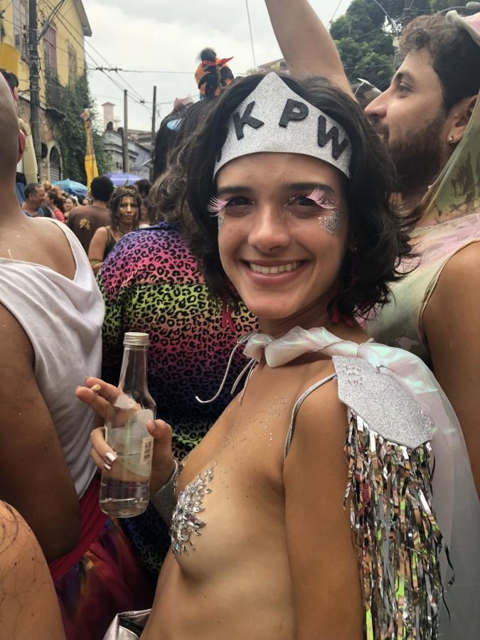 один мой день на карнавале в Рио-де-Жанейро, фото 15