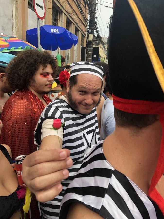 один мой день на карнавале в Рио-де-Жанейро, фото 16