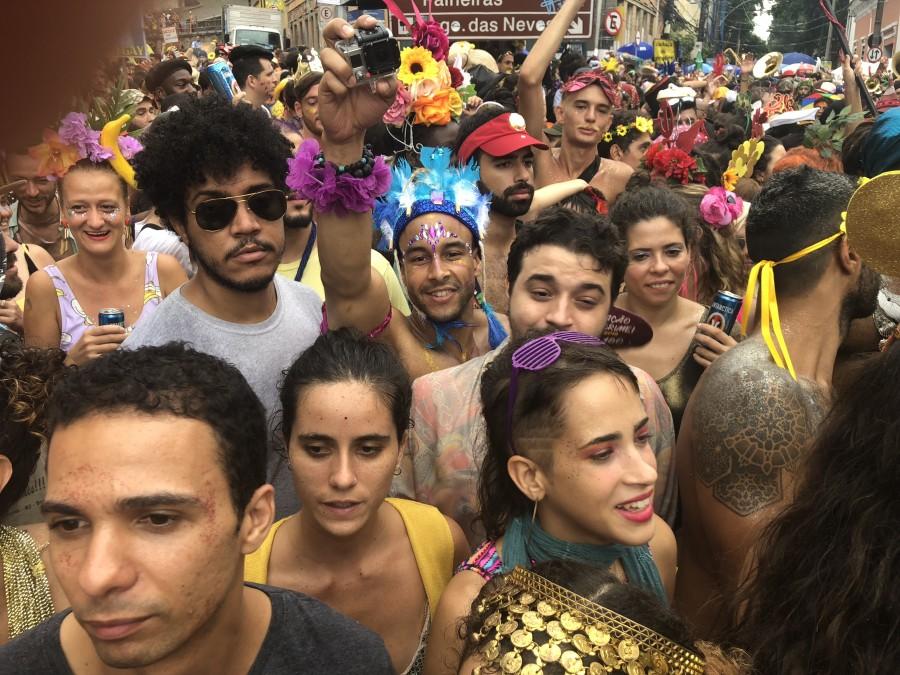 один мой день на карнавале в Рио-де-Жанейро, фото 20