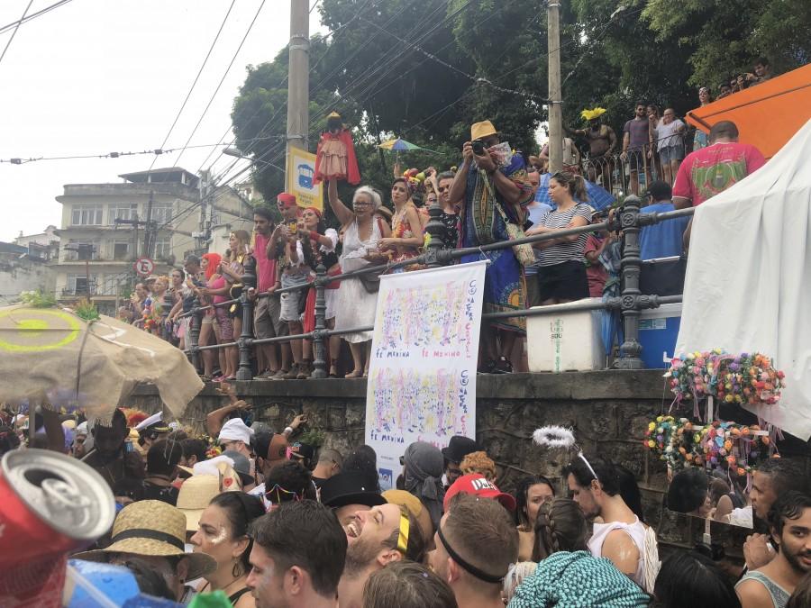 один мой день на карнавале в Рио-де-Жанейро, фото 21