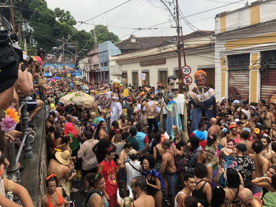 один мой день на карнавале в Рио-де-Жанейро, фото 22