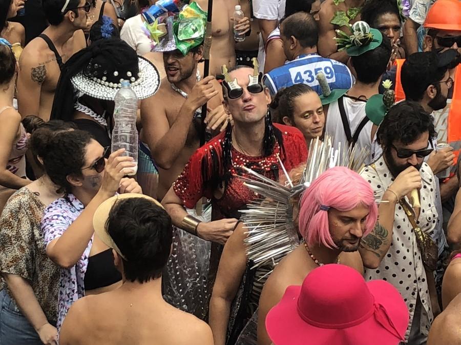 один мой день на карнавале в Рио-де-Жанейро, фото 24