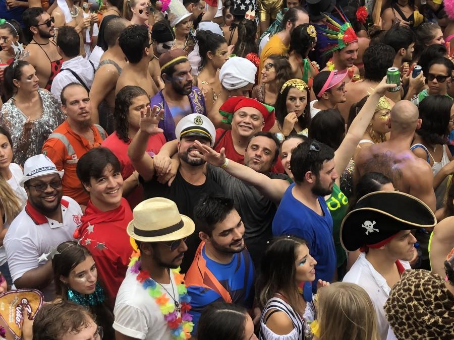 один мой день на карнавале в Рио-де-Жанейро, фото 25