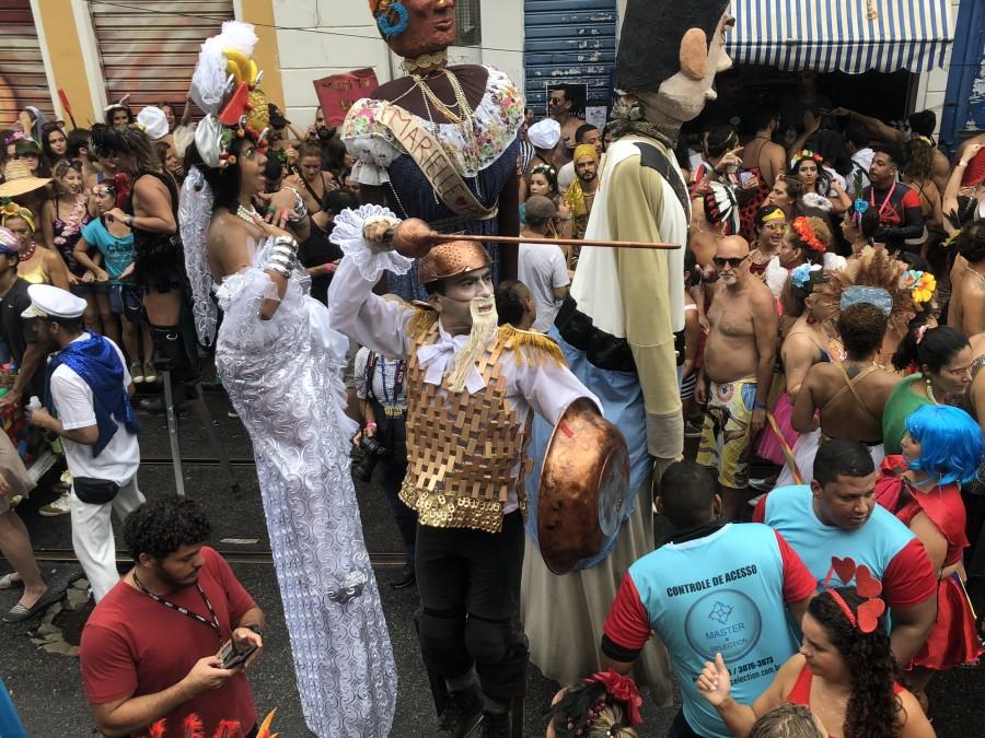 один мой день на карнавале в Рио-де-Жанейро, фото 27