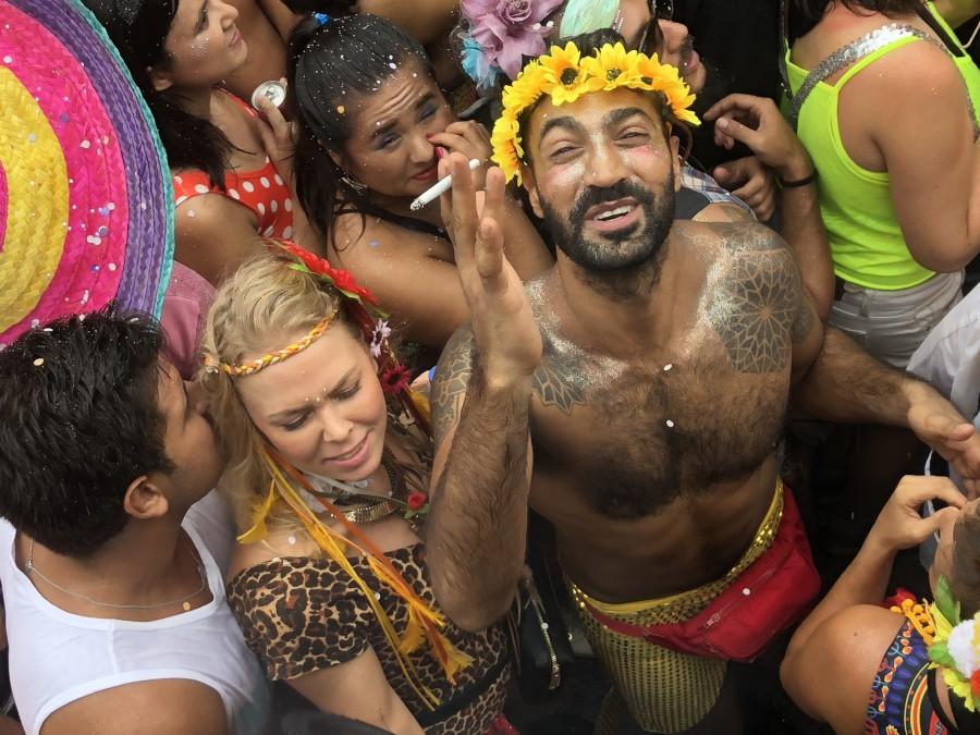 один мой день на карнавале в Рио-де-Жанейро, фото 29