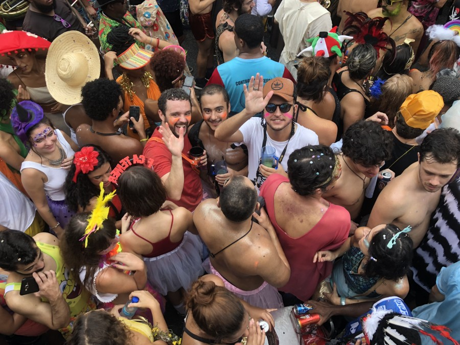 один мой день на карнавале в Рио-де-Жанейро, фото 30