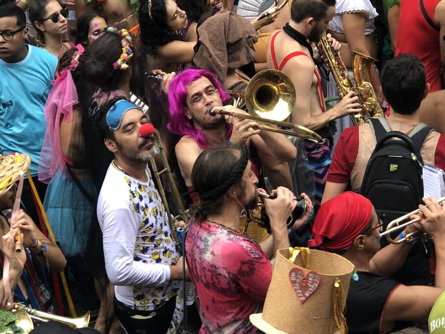 один мой день на карнавале в Рио-де-Жанейро, фото 31
