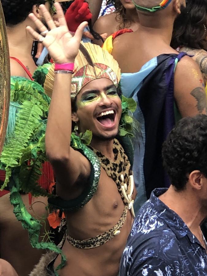 один мой день на карнавале в Рио-де-Жанейро, фото 32