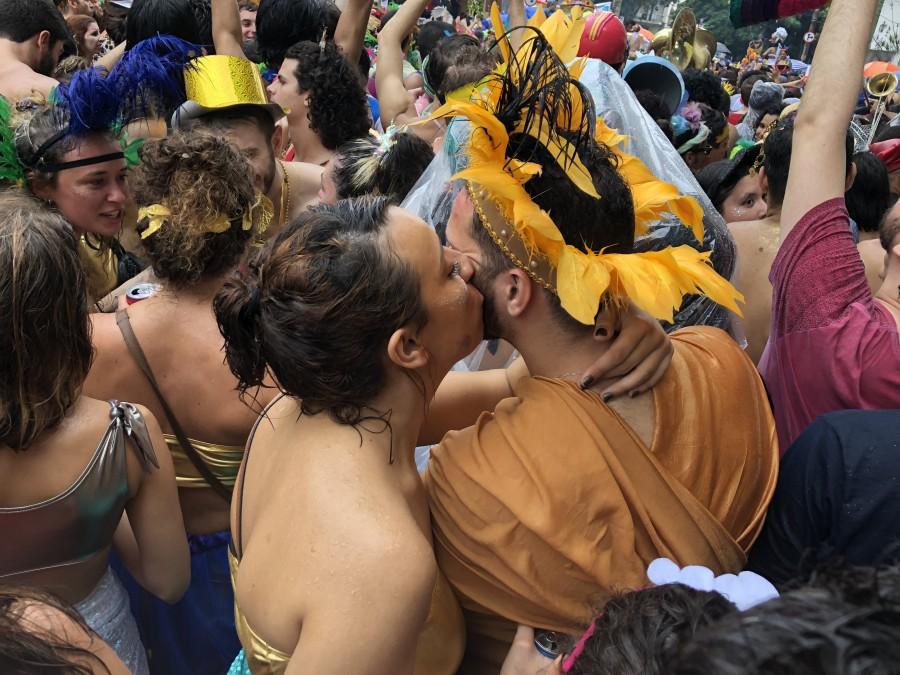 один мой день на карнавале в Рио-де-Жанейро, фото 39