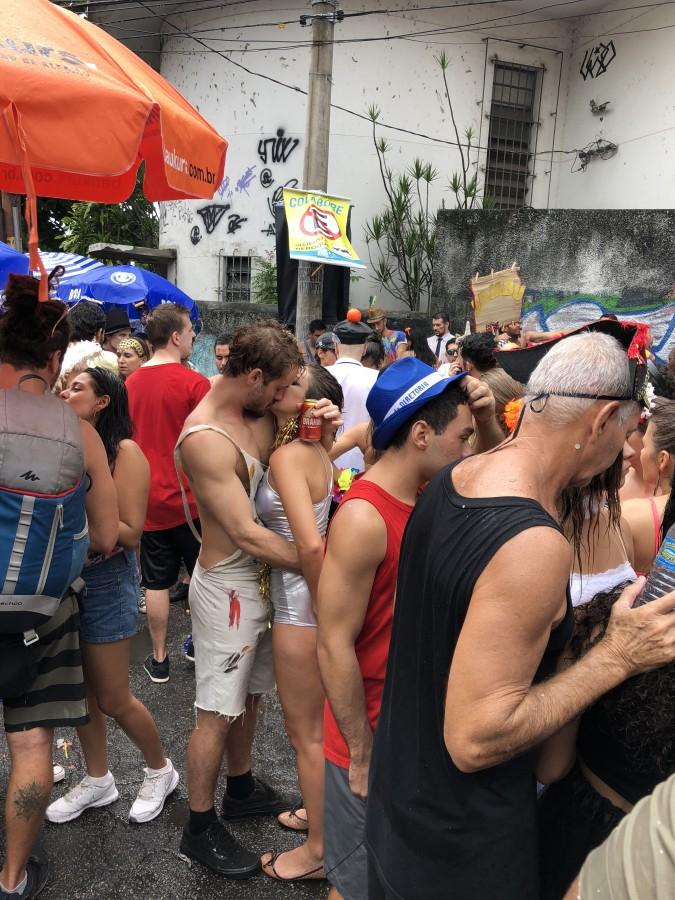 один мой день на карнавале в Рио-де-Жанейро, фото 40