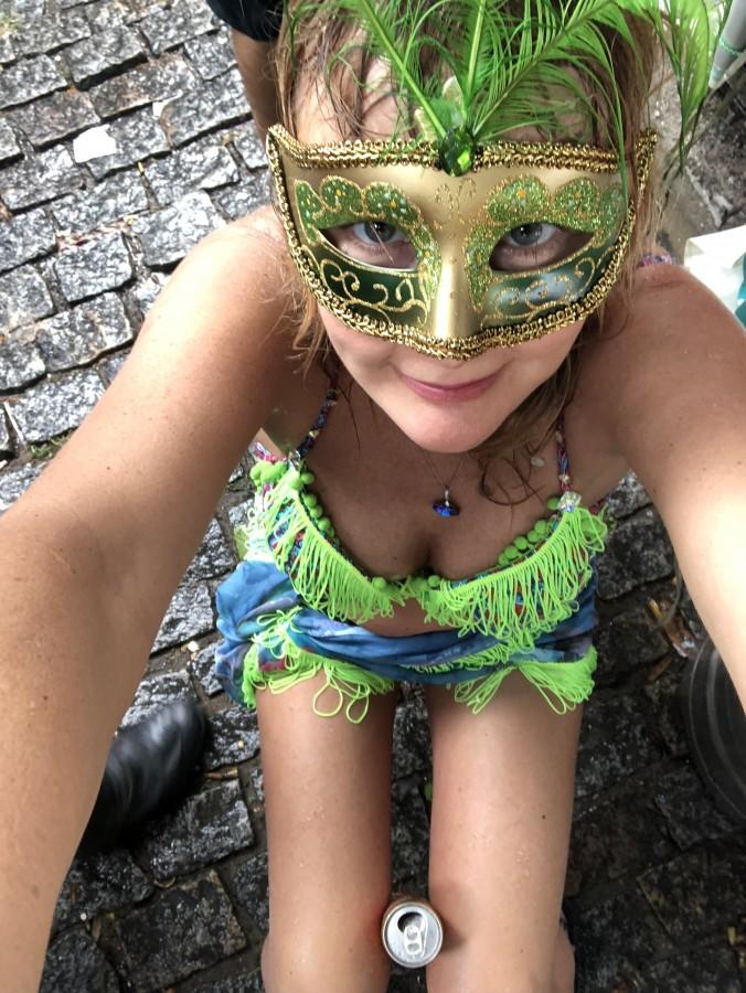 один мой день на карнавале в Рио-де-Жанейро, фото 41