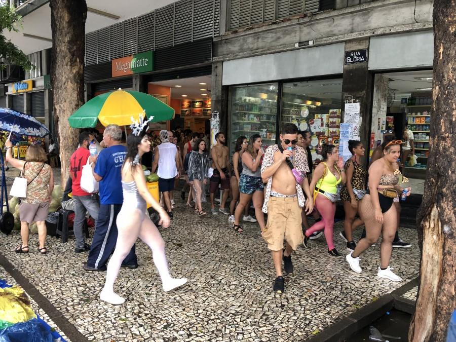 один мой день на карнавале в Рио-де-Жанейро, фото 43