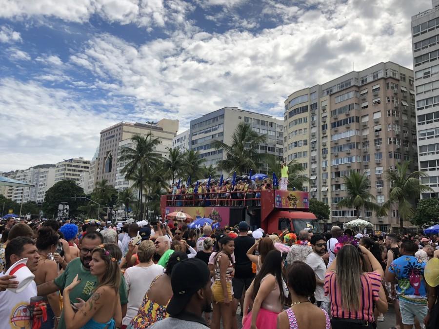 один мой день на карнавале в Рио-де-Жанейро, фото 50
