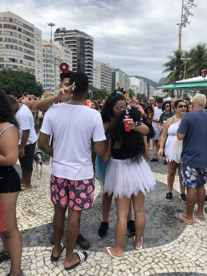 один мой день на карнавале в Рио-де-Жанейро, фото 54