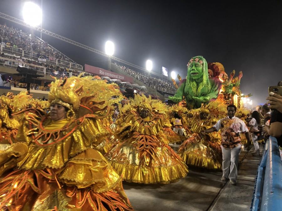 один мой день на карнавале в Рио-де-Жанейро, фото 65