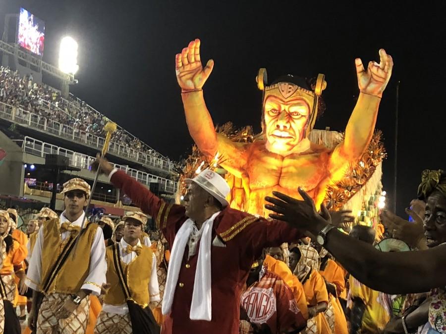 один мой день на карнавале в Рио-де-Жанейро, фото 68