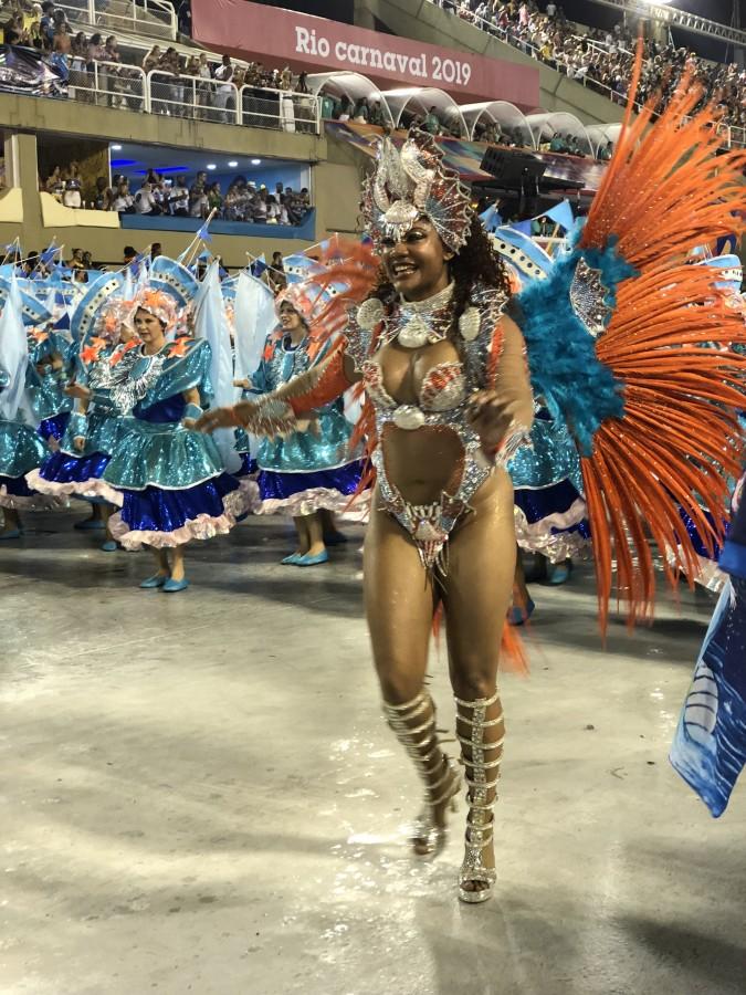 один мой день на карнавале в Рио-де-Жанейро, фото 77