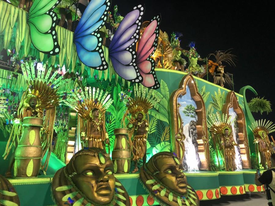 один мой день на карнавале в Рио-де-Жанейро, фото 81