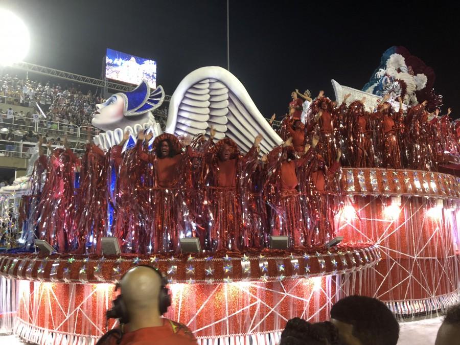 один мой день на карнавале в Рио-де-Жанейро, фото 83