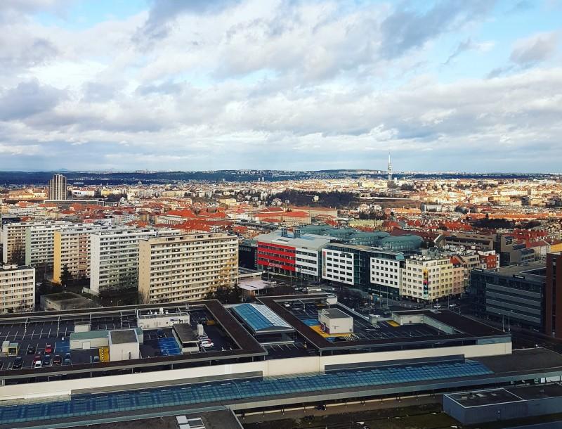 один выходной день русской эмигрантки в Праге