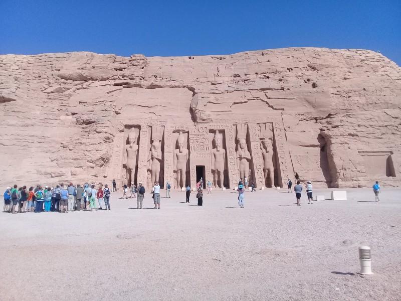один мой день в Абу Симбел, храм Рамзеса II, на границе Египта с Суданом, фото 15