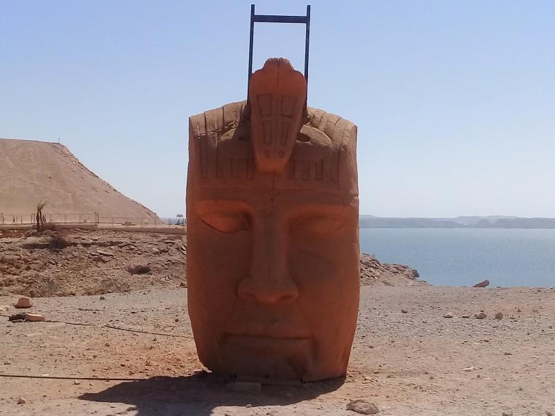 один мой день в Абу Симбел, храм Рамзеса II, на границе Египта с Суданом, фото 6