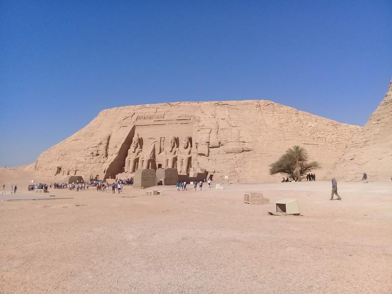 один мой день в Абу Симбел, храм Рамзеса II, на границе Египта с Суданом, фото 7