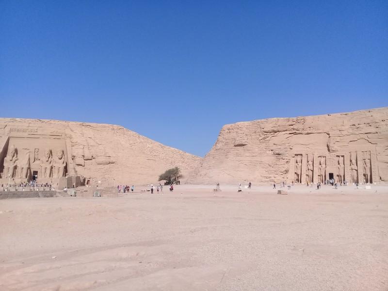 один мой день в Абу Симбел, храм Рамзеса II, на границе Египта с Суданом, фото 8