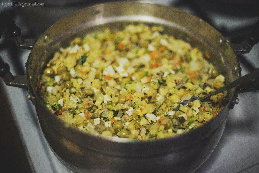один мой день в Таиланде, в котором иранцы готовили оливье, фото 43
