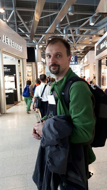 один мой день проведенный в пути, из Москвы в Ирландию, фото 27