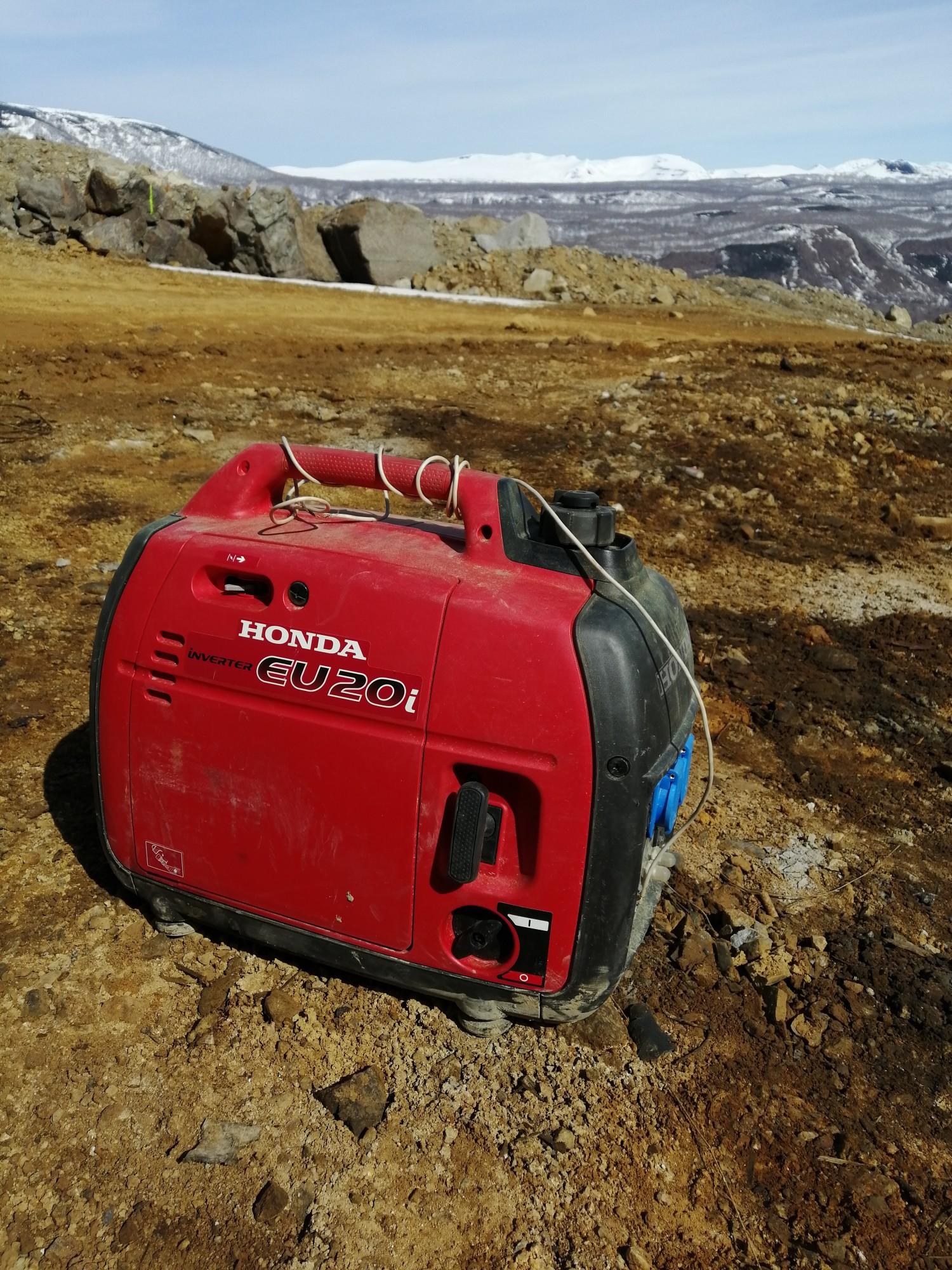 один будний день геофизика на Камчатке, фото 33