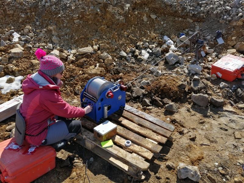 один будний день геофизика на Камчатке, фото 36