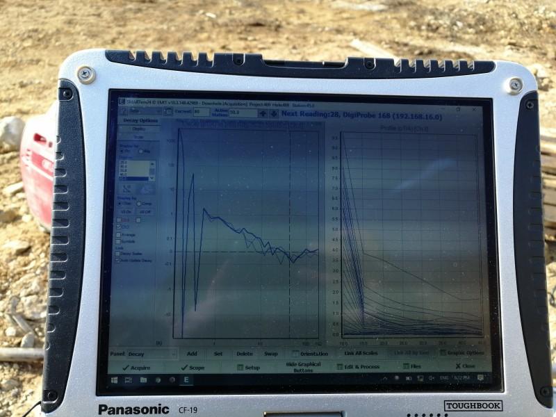 один будний день геофизика на Камчатке, фото 43