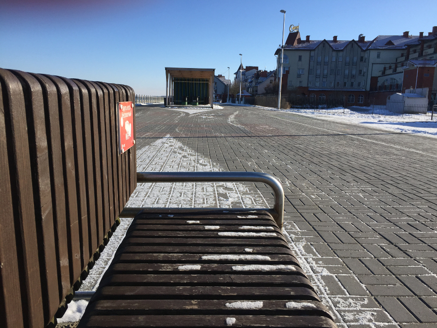 один мой день за сутки до весны в Зеленоградске, фото 14