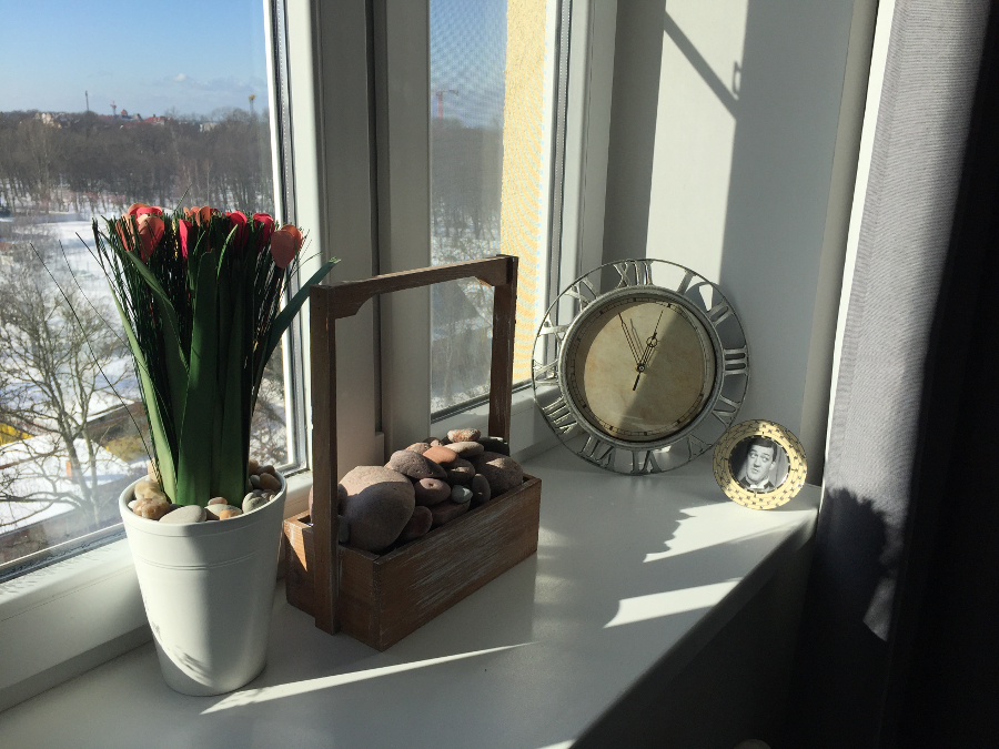 один мой день за сутки до весны в Зеленоградске, фото 25