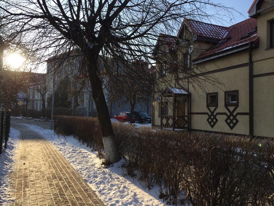 один мой день за сутки до весны в Зеленоградске, фото 37