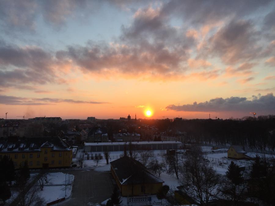 один мой день за сутки до весны в Зеленоградске, фото 41