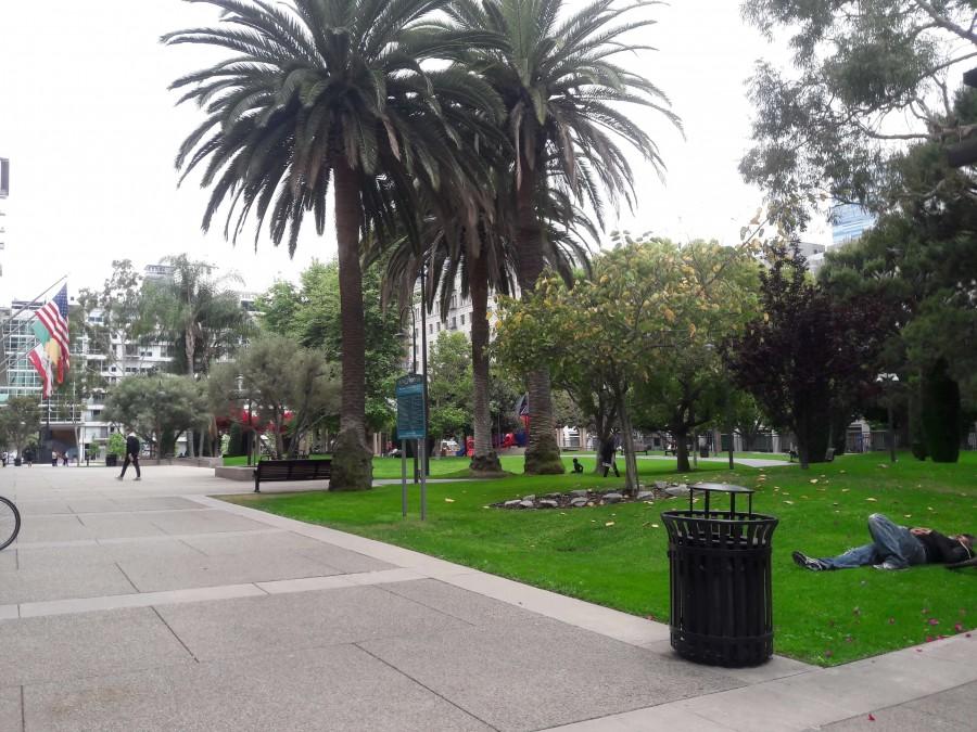 один мой дождливый день в Даунтауне Лос-Анджелеса, фото 15