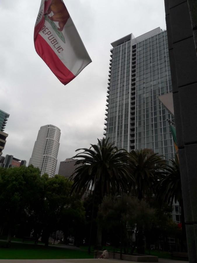 один мой дождливый день в Даунтауне Лос-Анджелеса, фото 16